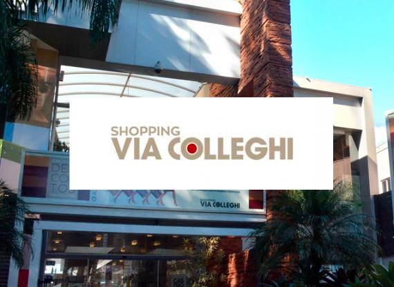 Shopping Via Colleghi